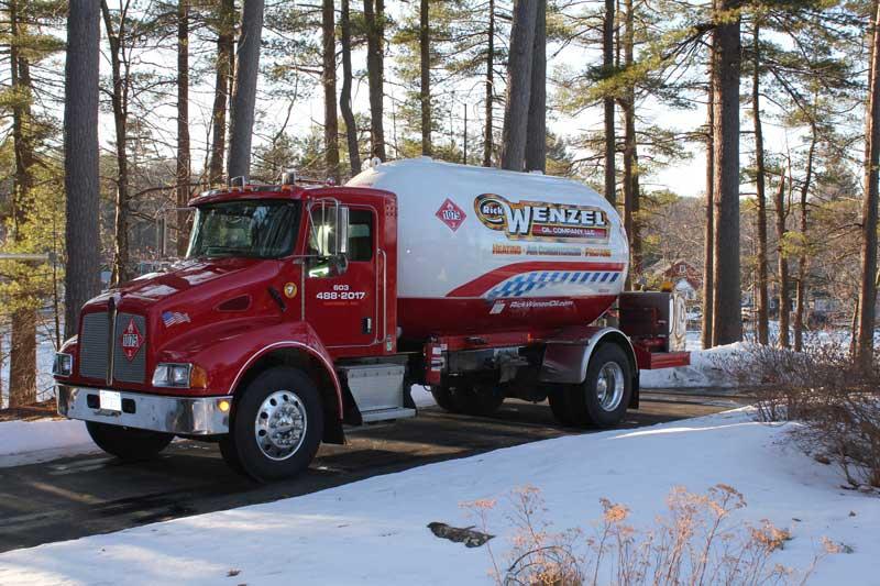 rick wenzel truck