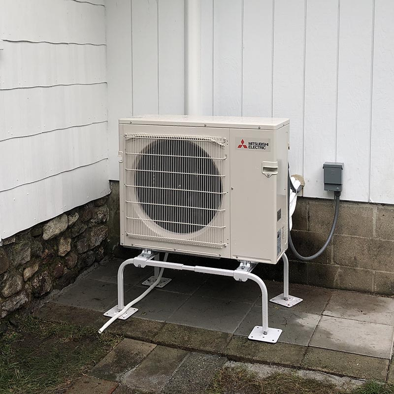 Mitsubishi Outdoor Unit